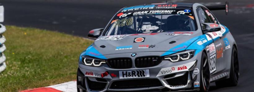 Yannick Mettler_BMW M4 GT4_Sorg Rennsport_VLN 4
