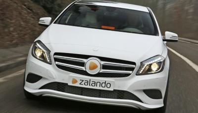 Das Zalando Fashion Concept Car