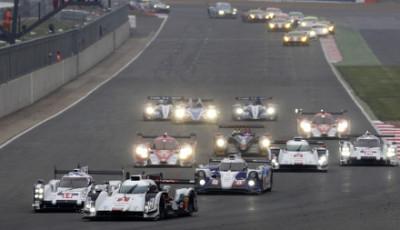 Audi Motorsport WEC LMP1