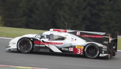 Audi Motorsport Le Mans