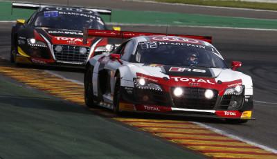 Audi R8 LMS ultra #1 (Belgian Audi Club Team WRT), René Rast/Laurens Vanthoor/Markus Winkelhock (D/B/D)