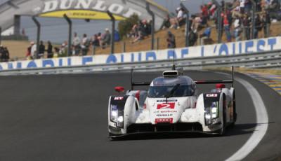 Audi gewinnt die 24h Le Mans 2014