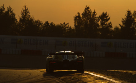 24h Nürburgring 2017_Sonnenuntergang3